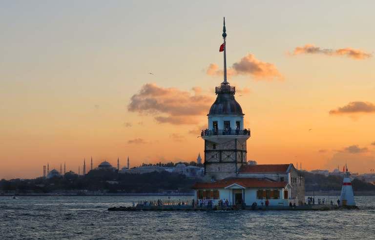 La Torre de la Doncella - Qué ver en Estambul