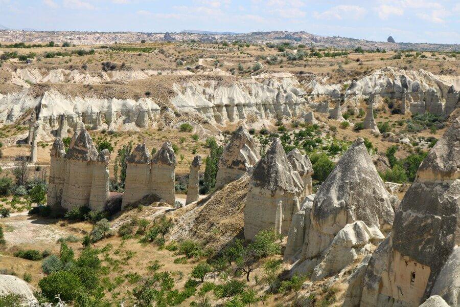 Love Valley, la zona más erótica de Capadocia