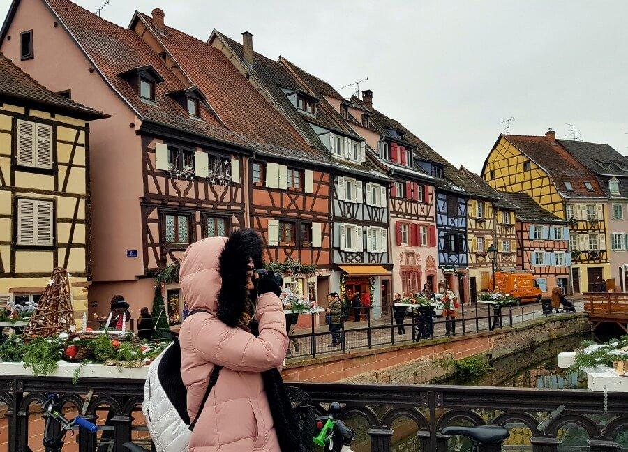 Mi viaje a Alsacia en Navidad 2019 comienza en Colmar