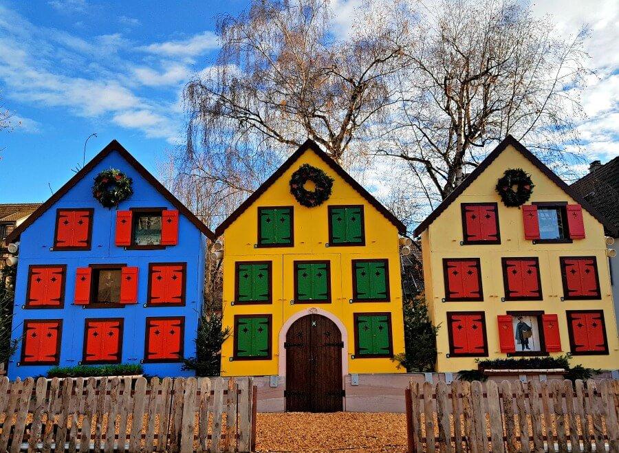 Turckheim, el pueblo del Calendario de Adviento - Viaje a Alsacia en Navidad