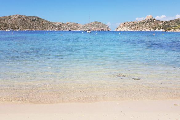 El paraíso está en la Isla Cabrera