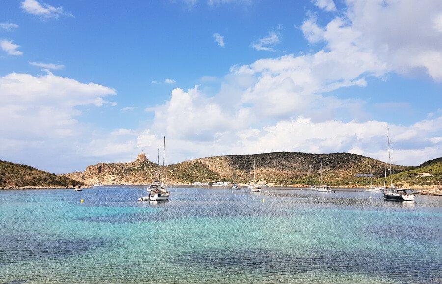 Playa de la Isla Cabrera