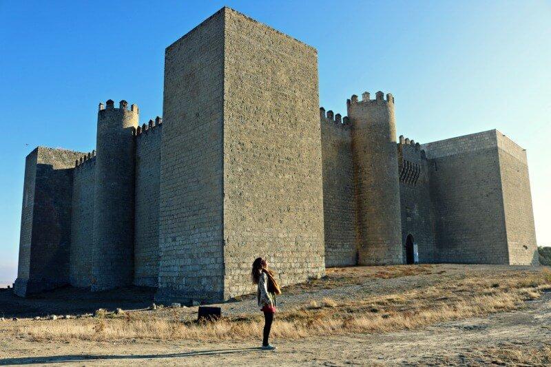 Castillo de Montealegre en Valladolid