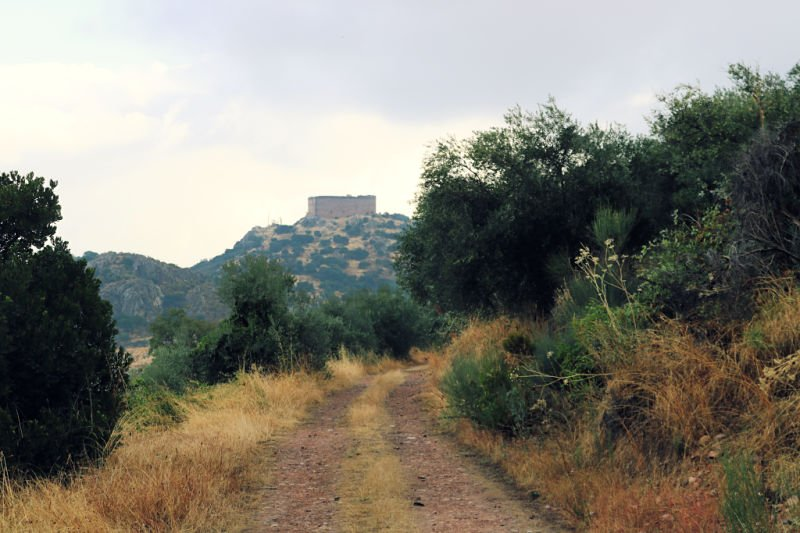 El castillo de Herrera del Duque