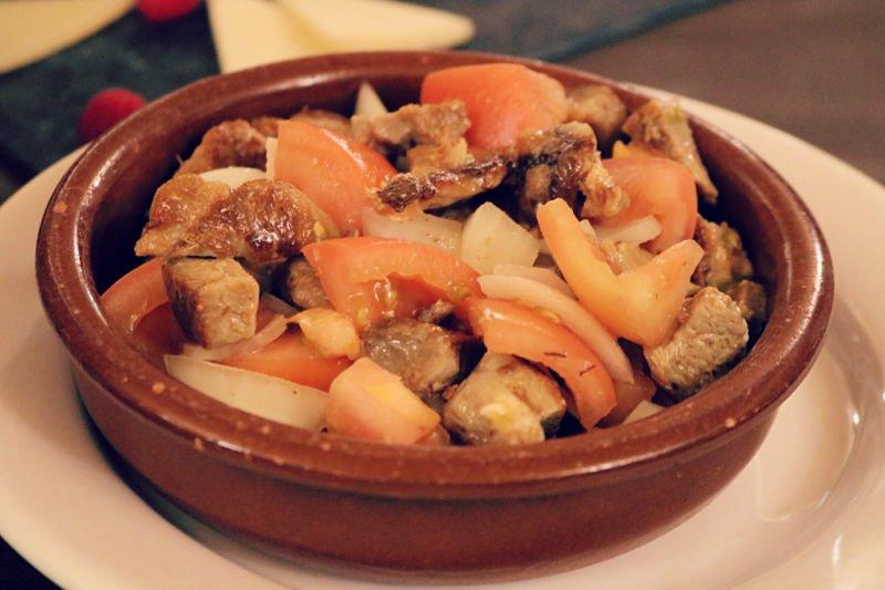 Escarapuche, plato típico de la Siberia