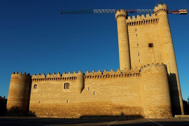 Fuensaldaña - Ruta por los castillos de Valladolid