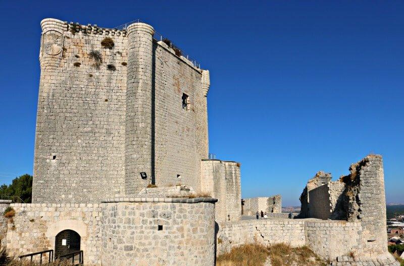 Íscar - Ruta por los castillos de Valladolid