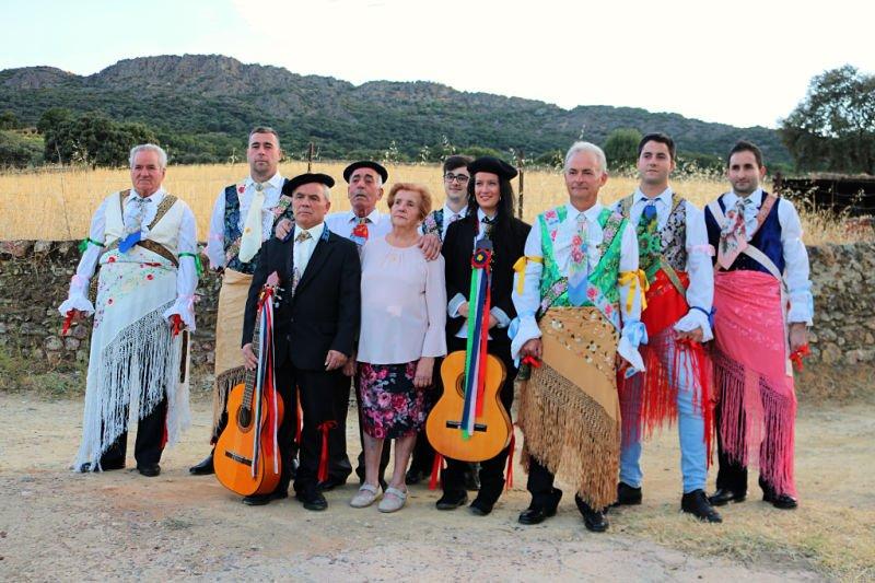 Los danzantes de Extremadura