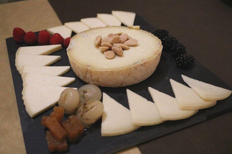 Queso tipo Torta de Extremadura