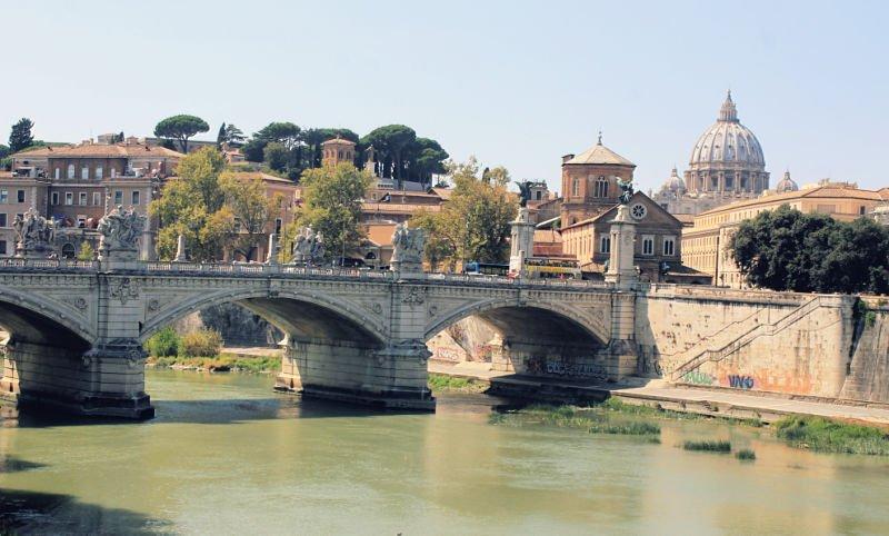 Roma, Ciudad Eterna - Lugares que no me gustan