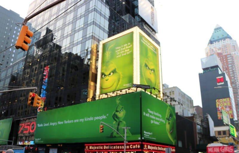 Espectáculo El Grinch - Broadway