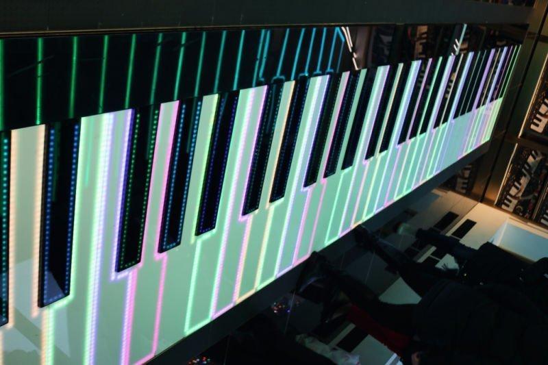Piano de Big en FAO NY