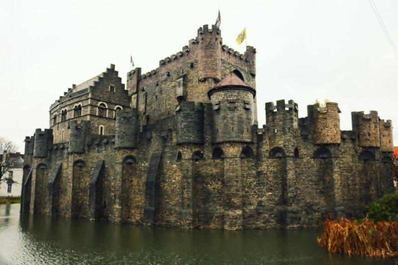 Castillo de los Condes - Qué ver en Gante