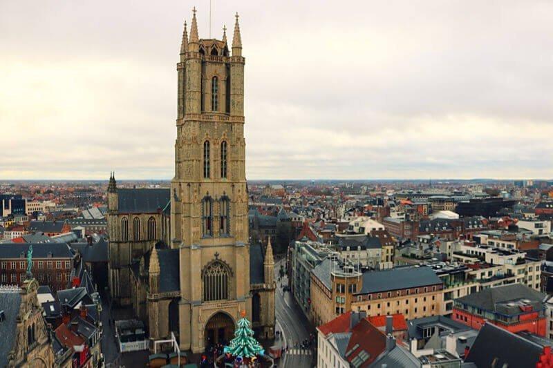 Catedral de San Bavón - Qué ver en Gante