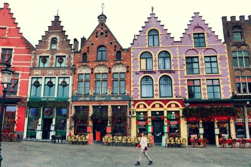 Qué ver en Brujas, la ciudad más romántica de Europa