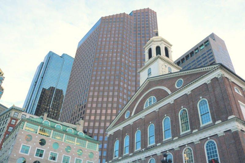 Boston es una de las mejores excursiones de un día desde Nueva York