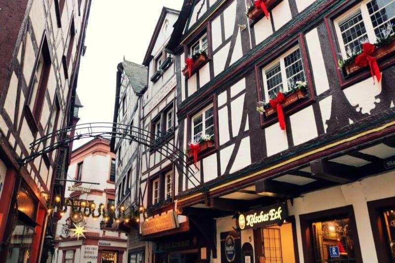 Calles bonitas que ver en Bernkastel-Kues