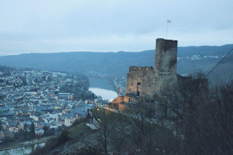 Castillo de Bernkastel-Kues
