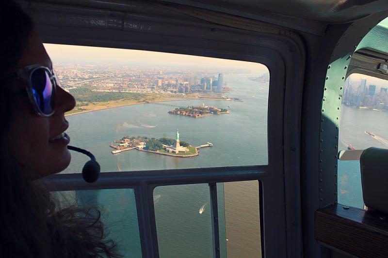 Montar en helicóptero en Nueva York - Uno de los mejores planes
