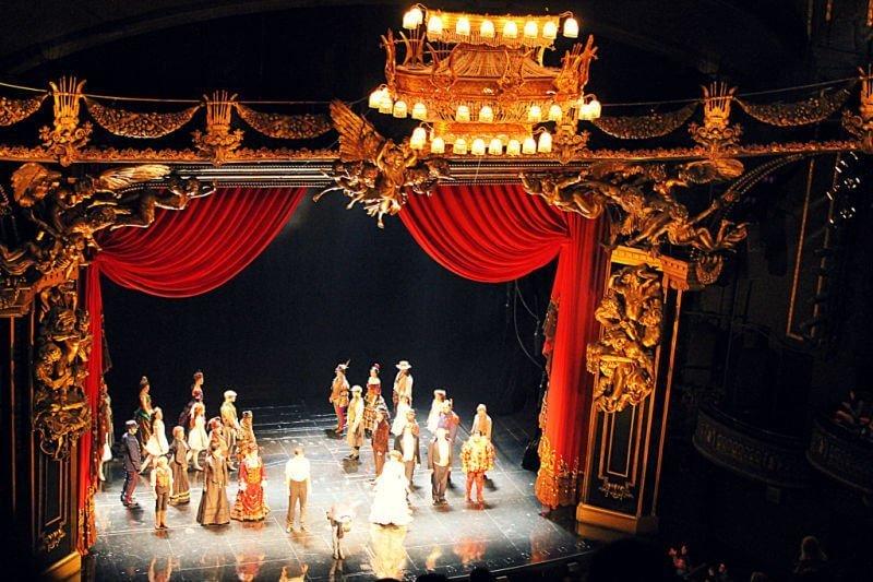 Qué hacer en Nueva York - Ver un espectáculo en Broadway