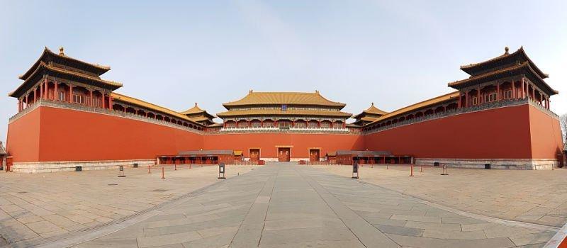 Ciudad Prohibida, una de las cosas más importantes que ver en Pekín