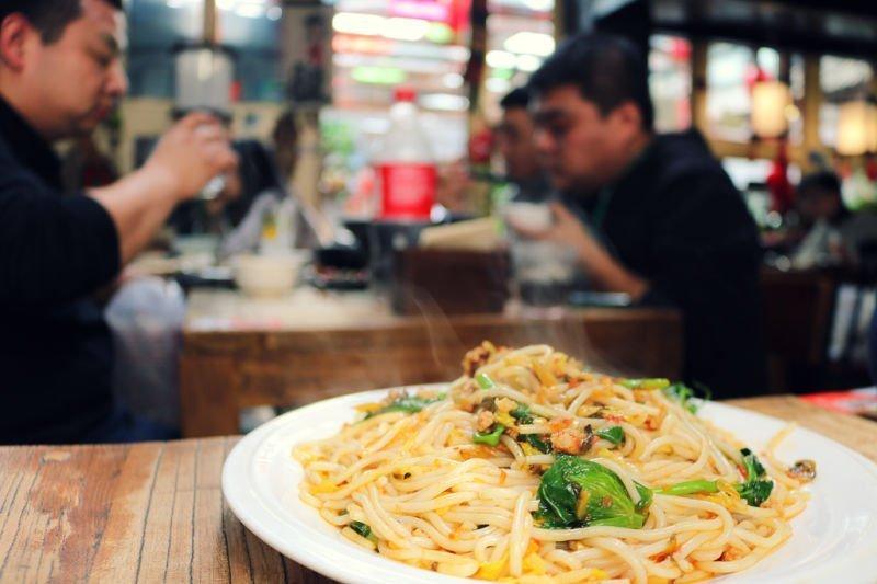 Comer en Pekín - Little Yunnan