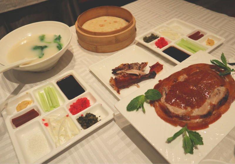 Dónde comer pato laqueado en Pekín, el mejor restaurante