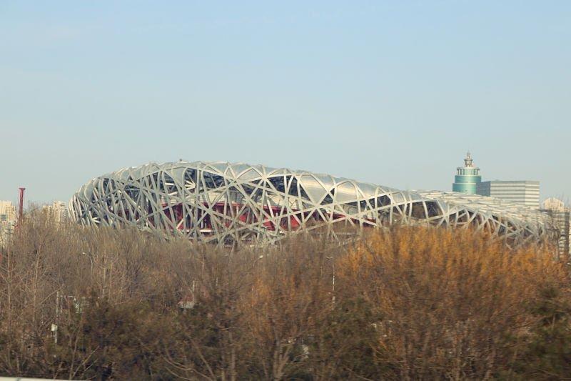 Estadio Olímpico de Pekín - El Nido