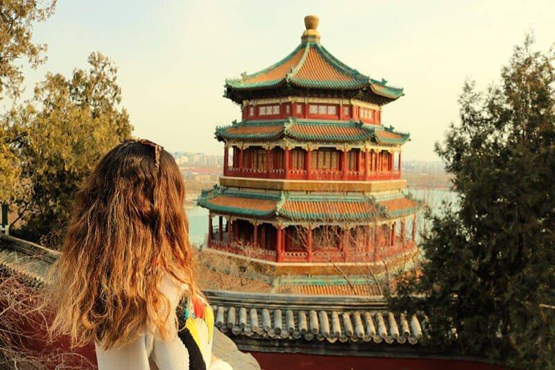 Palacio de Verano de Pekín China - Viaje a China por libre