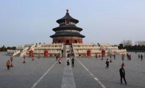 Templo del Cielo - Viajar a China