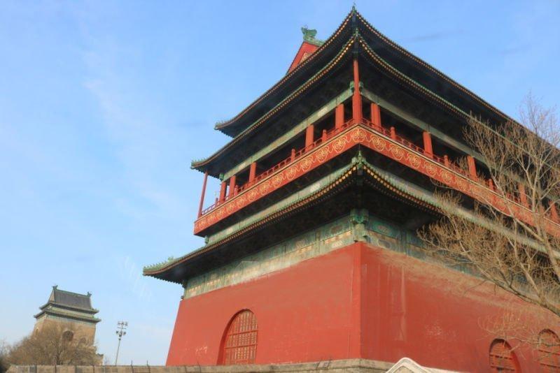 Torre de la Campana y Torre del Tambor - Qué ver en Pekín