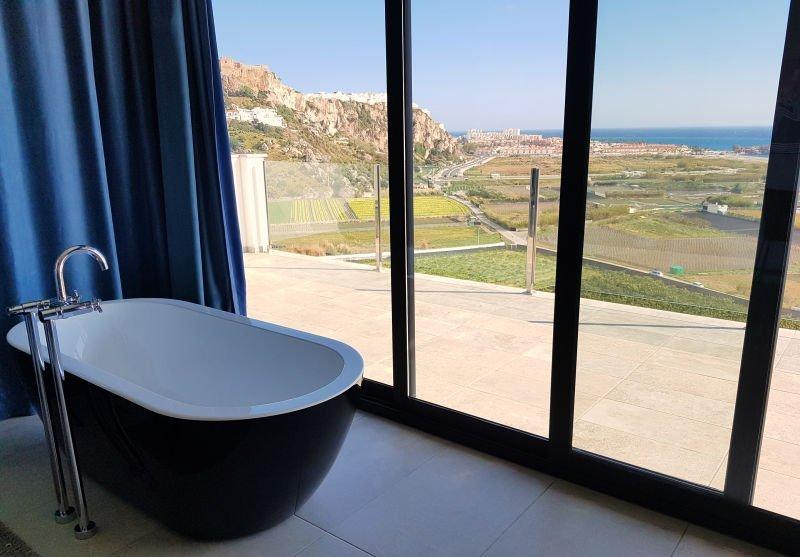 Dormir en Salobreña - Hotel Miba
