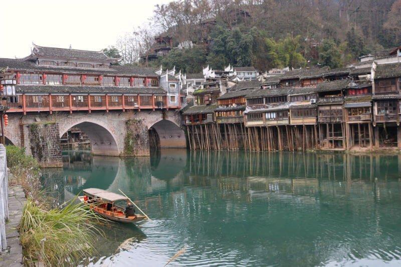 El pueblo más bonito de China
