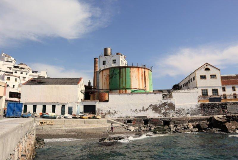 La Caleta y su Ingenio Azucarero en Salobreña