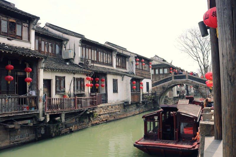 La increíble Venecia oriental