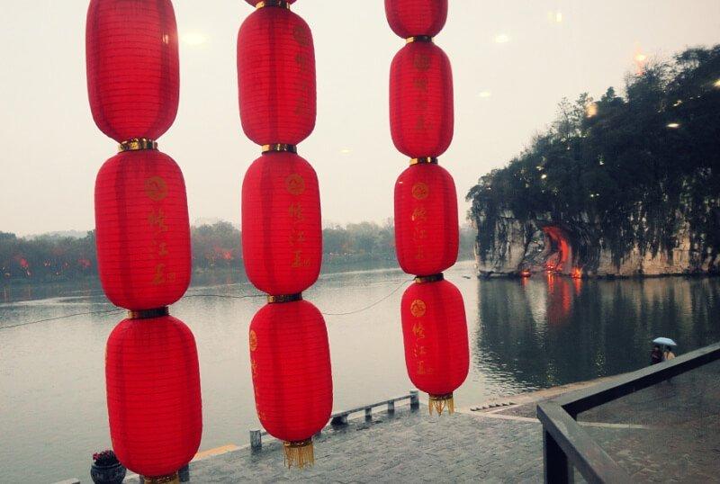 La Trompa del Elefante - Qué ver en Guilin