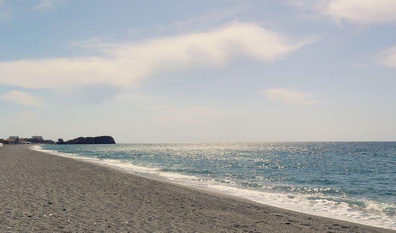 Las mejores playas de Salobreña