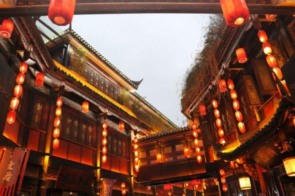 Qué ver en Chengdú además del Buda de Leshan