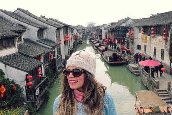 Qué ver en Suzhou, la Venecia china