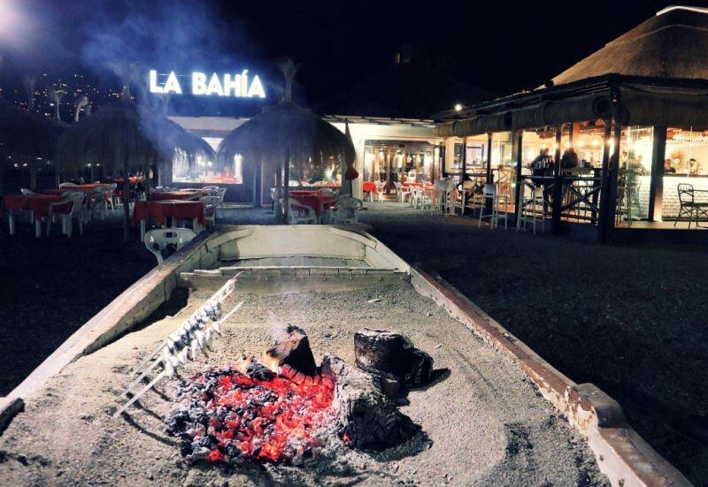 Restaurante La Bahía - Comer en Salobreña