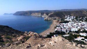 Agua Amarga, uno de los pueblos más bonitos de Almería