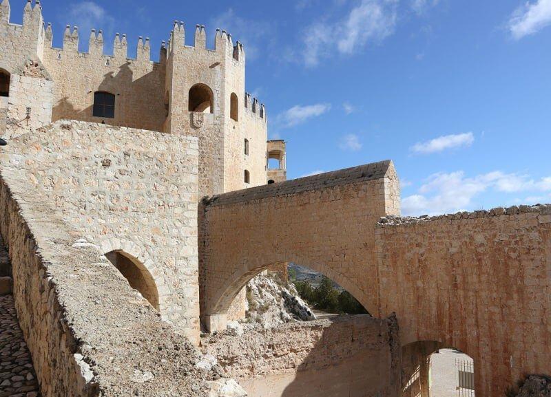 Castillo de Vélez-Blanco, espectacular y uno de los pueblos más bonitos de Almería