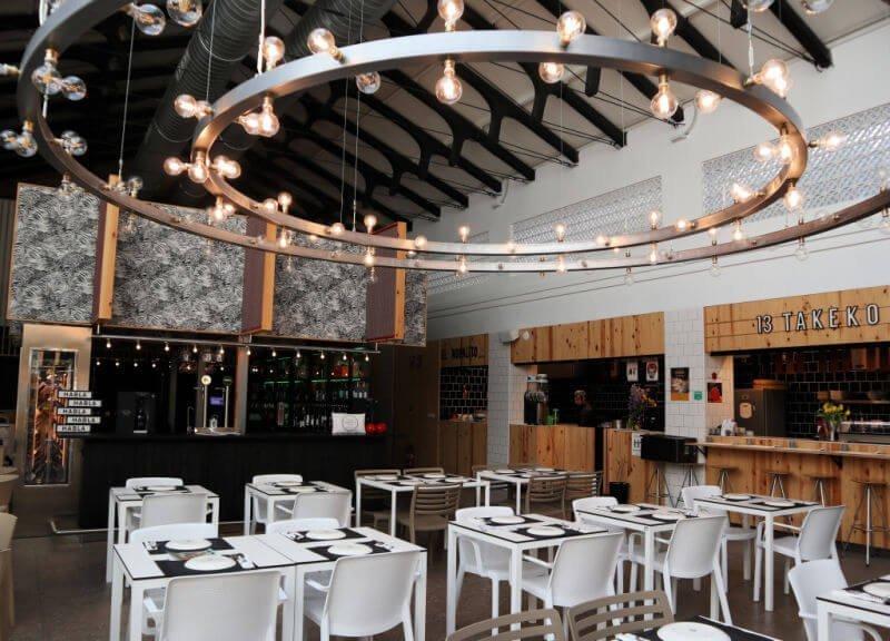 Dónde comer en Estepona: mercado gourmet
