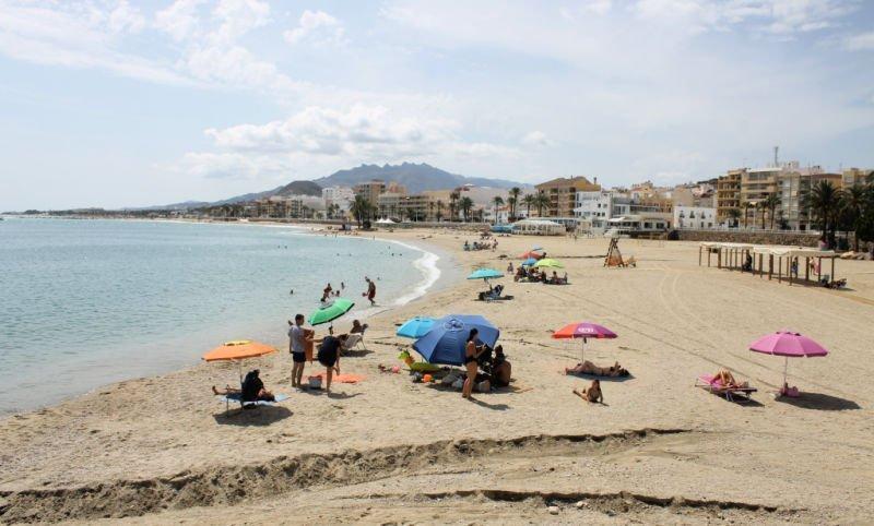 Garrucha, donde sirven las mejores gambas de Almería