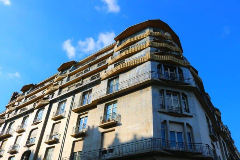 La Maison Bleue de Angers