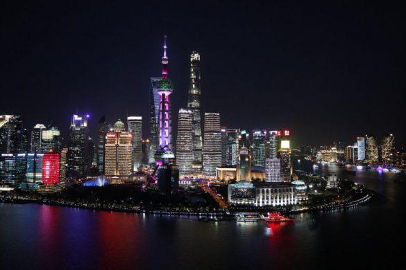 La mejor terraza con vistas de Shanghái