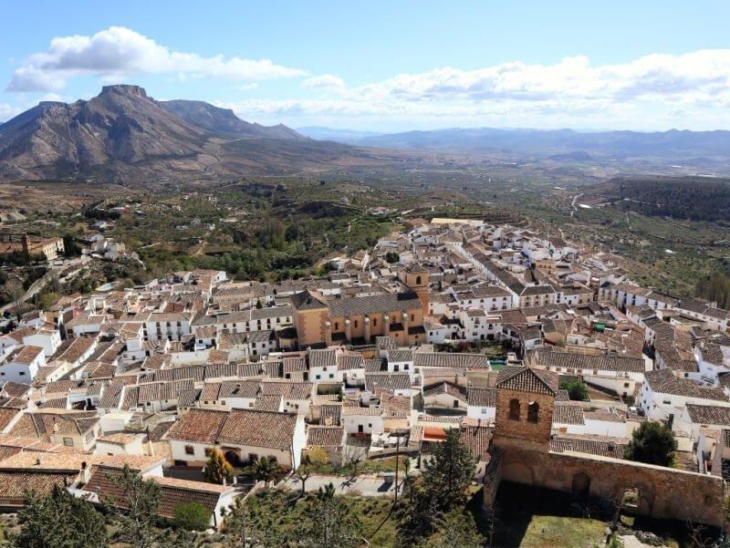 Los 20 Pueblos Más Bonitos De Almería Ruta Por El Mar De Plástico