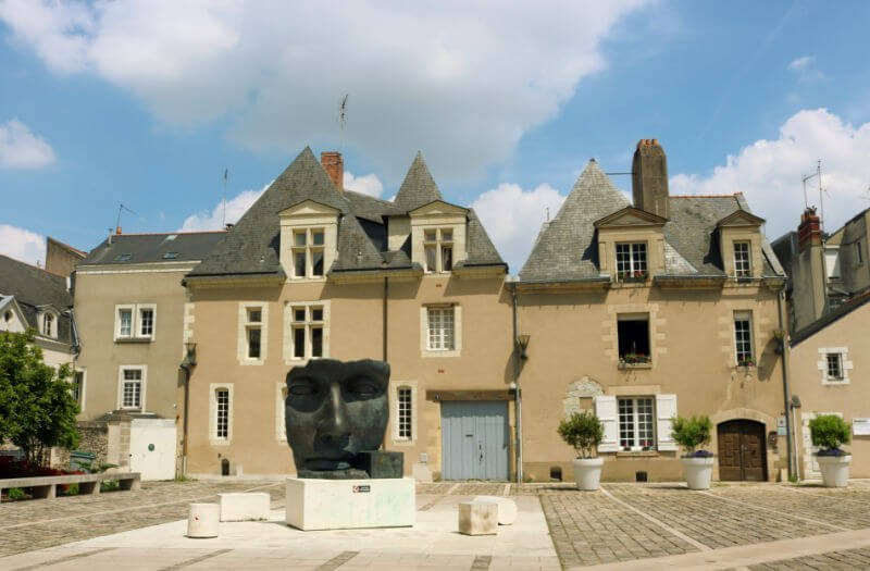 Museo de Bellas Artes - Qué ver en Angers