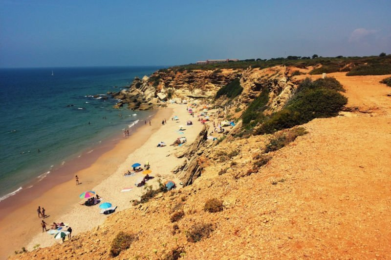 Cala de Roche en Cádiz - Playas bonitas