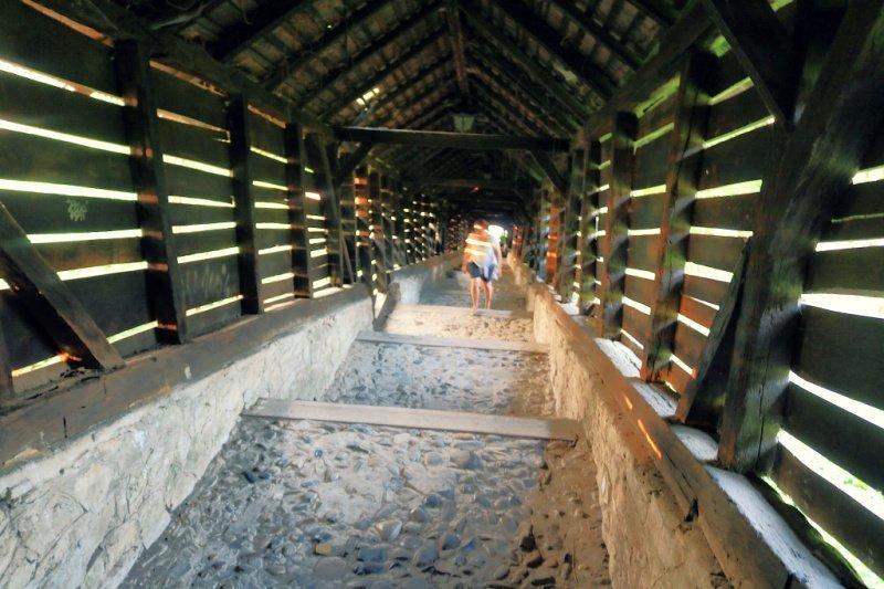 Escalera de los Estudiantes - Qué ver en Sighisoara